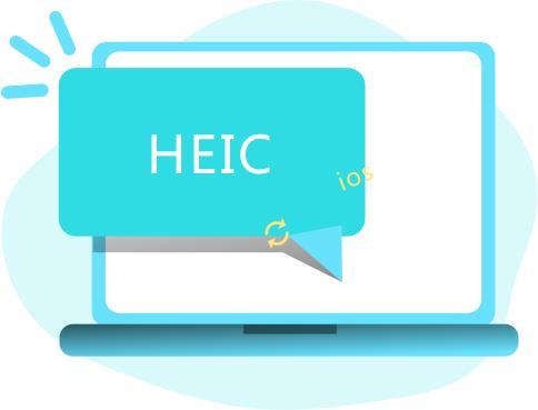 你知道怎么将苹果手机的HEIC图片转成jpg格式吗?